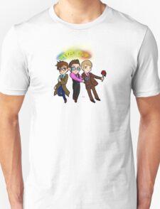 Three Clever Boys T-Shirt