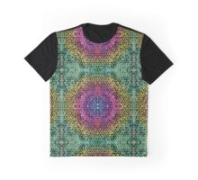 art abstract  mosaic  Graphic T-Shirt