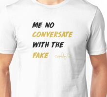 THat Part White T Shirt Unisex T-Shirt