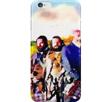 Men of Outlander iPhone Case/Skin
