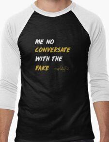 THat Part Black T shirt Men's Baseball ¾ T-Shirt