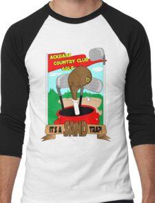 Ackbar Golf Men's Baseball ¾ T-Shirt