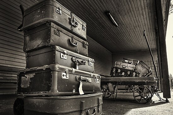 Departure Lounge  by mellosphoto