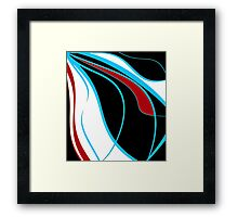 Decorative abstract design by Moma Framed Print
