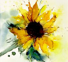 sunflower by annemiek groenhout