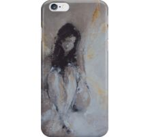 She, also iPhone Case/Skin