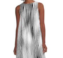 Abstract 080716(4) A-Line Dress