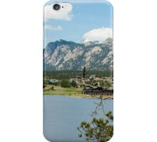 Estes Lake-Estes Park Colorado iPhone Case/Skin