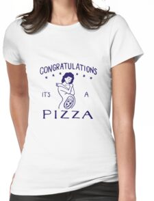 Congratulations! Womens Fitted T-Shirt