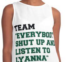 Team Lyanna Contrast Tank