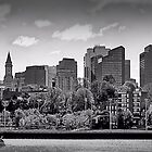 Waterfront Boston by djphoto