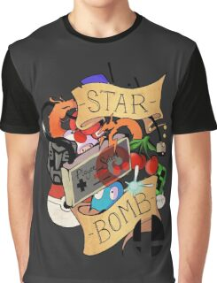 Starbomb Graphic T-Shirt