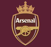 Arsenal F.C Logo Crest by CuteBanana