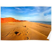 James Price Point, Dampier Peninsula Poster