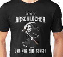 So viel Arschlöcher... Unisex T-Shirt