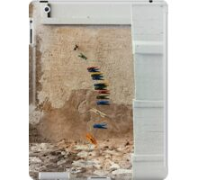 dance of the clothespins iPad Case/Skin