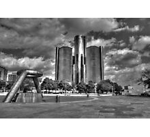 The GM Renaissance Center Photographic Print
