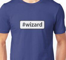 #wizard Unisex T-Shirt