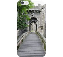 Beaumaris Castle Bridge iPhone Case/Skin