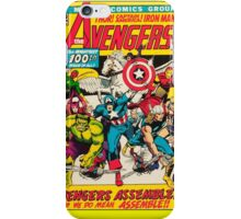 Avengers Assemble iPhone Case/Skin