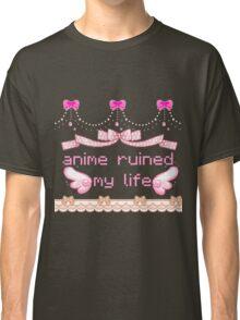 anime ruined my life Classic T-Shirt