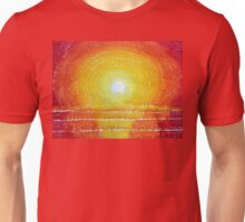 Awakening original painting Unisex T-Shirt