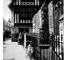 Pottergate  Photographic Print