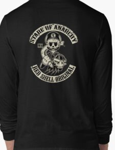 Stare of Anarchy Long Sleeve T-Shirt