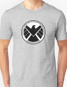SHIELD of Nick Fury Logo Unisex T-Shirt