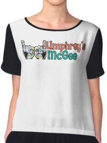 Umphrey's McGee Tee Chiffon Top