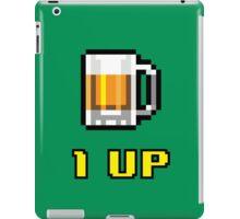 1UP Beer iPad Case/Skin