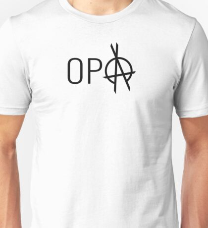 The Expanse - OPA Logo - Black Clean Unisex T-Shirt