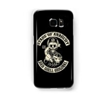 Stare of Anarchy Samsung Galaxy Case/Skin