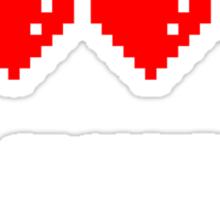 I heart Gamers Sticker