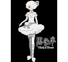 Black Butler: Doll Photographic Print