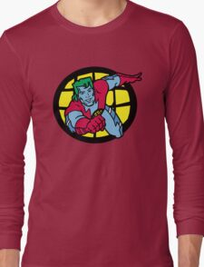 Captain Planet Long Sleeve T-Shirt
