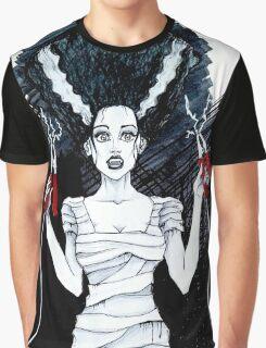 Bride Of Frankenstein Graphic T-Shirt