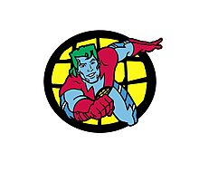 Captain Planet Photographic Print