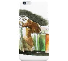 The Death of Sloth iPhone Case/Skin