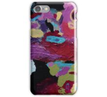 i love when you're beside me iPhone Case/Skin