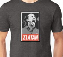 (FOOTBALL) Zlatan Ibrahimovic Unisex T-Shirt