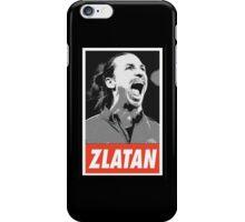 (FOOTBALL) Zlatan Ibrahimovic iPhone Case/Skin