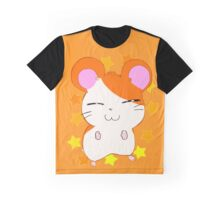 Hamtaro smile  Graphic T-Shirt