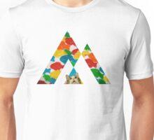 Candy fish + cat Unisex T-Shirt