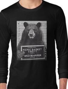 Men's Mgshot Beaur Long Sleeve T-Shirt