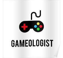 Gameologist Poster