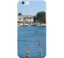let's go swimming iPhone Case/Skin