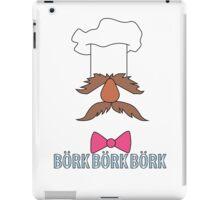 Bork Bork Bork iPad Case/Skin
