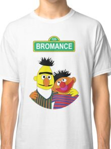 The Bromance of Ernie & Bert Classic T-Shirt