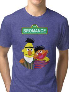 The Bromance of Ernie & Bert Tri-blend T-Shirt